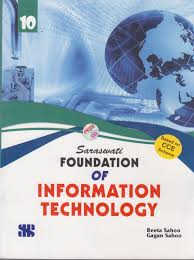 saraswati foundation of information technology a testbook for