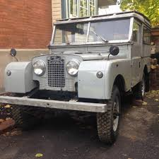 land rover series 1 water 1957 land rover series 1 88