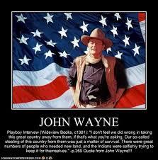 John Wayne Memes - fact check did john wayne say he believed in white supremacy