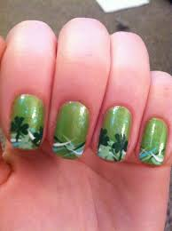 197 best st patrick u0027s day nails images on pinterest green nails