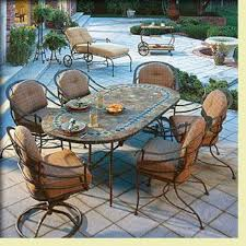 Wrought Iron Patio Furniture by Exellent Iron Patio Furniture U Intended Design Inspiration