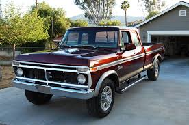 1975 Ford Truck Colors - 1975 ford f250