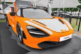 mclaren 720s full size lego mclaren 720s unveiled at goodwood u2014 urdesignmag