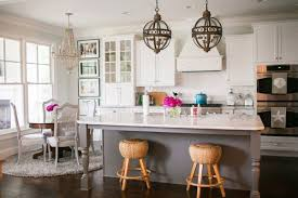 French Kitchen White French Kitchen Island Design Ideas