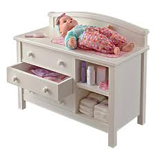Baby Doll Changing Table Wooden Baby Doll Changing Table