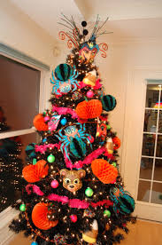 the best way to display your halloween collections on a tree