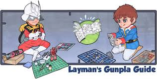 layman u0027s gunpla guide paint types otaku revolution
