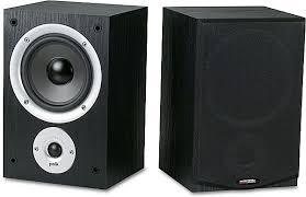 Polk Audio Rti A3 Bookshelf Speakers Bookshelf Speakers Best Of Audio Bookshelf Speakers
