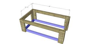 table rustic coffee table plans style expansive rustic coffee