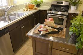 kitchen island with stainless top stainless steel kitchen bar ideas wall mounted kitchen bar wrap