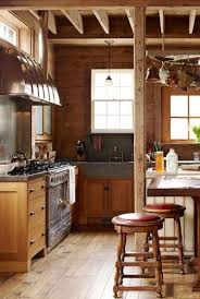rustic wood kitchen cabinets 15 best rustic kitchens modern country rustic kitchen