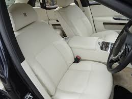 rolls royce ghost rear interior stock tom hartley jnr