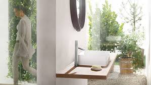 Hansgrohe Bathroom Faucets by Modern Bathroom Faucets For Ultimate Convenience Hansgrohe Us