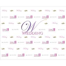 wedding backdrop template step and repeat banner step and repeat templates