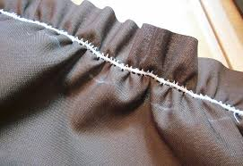 shirring elastic how to do shirring sew4home