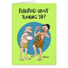funny 39th birthday greeting cards zazzle co uk