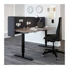 separateur de bureau bekant séparateur bureau 55 cm ikea