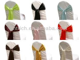 chair tie backs wedding chair tie backs vogue organza chair sash tie back