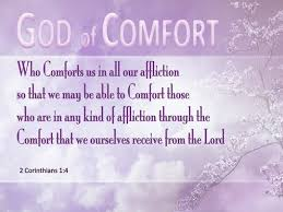Comfort Verses 2 Corinthians 1 4 Verse Of The Day