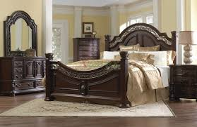 Bedroom Furniture Headboards by Traditional Bedroom Furniture Set W Arched Headboard Beds 107 Xiorex