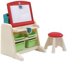 step2 flip and doodle desk with stool easel 787551731583 ebay