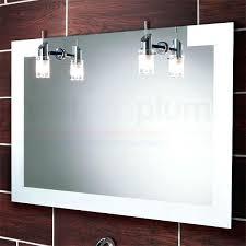 illuminated backlit bathroom mirrors bathroom frameless