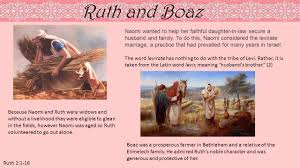 lesson 79 a devoted woman ruth 1 2 u0027entreat me not to leave thee