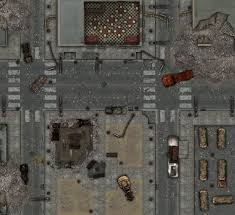 Fallout 3 Complete Map by Fallout D20 Oakley Catering Sector Day By Altegore On