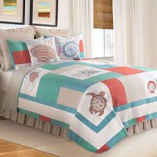 Beachy Comforters Coastal Bedding Comforters Quilts Bedspreads Touch Of Class