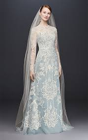 blue wedding dresses 11 colored wedding dresses you can wear other than white brides
