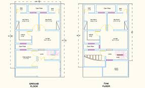 autocad home design 2d fascinating 9 house plans in autocad 2d drawings autocad 2d home array