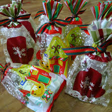 party bags for christmas goodies update