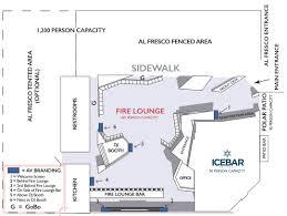 Orange County Convention Center Floor Plan Corporate Events Venue Orlando Icebar Orlando