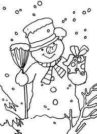 articles with frosty the snowman coloring page pdf tag snow man