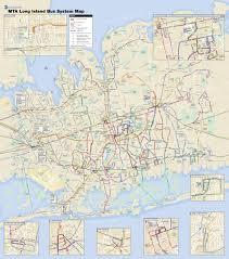 Long Island On Map Long Island Bus Map U2022 Mapsof Net