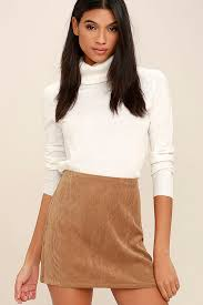 corduroy skirt cool brown skirt corduroy skirt mini skirt 32 00
