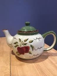 home interiors apple orchard collection home interiors apple orchard collection teapot mint condition ebay