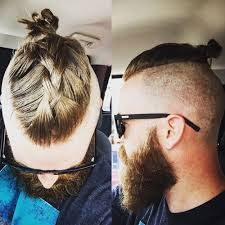 top knot hairstyle men men s top knot hairstyles men s hairstyles haircuts 2018