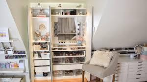 dose of lisa pullano my makeup tour u0026 storage ideas makeup