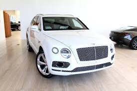 bentley bentayga engine 2018 bentley bentayga w12 signature edition stock 8n019834 for