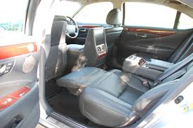 lexus ls backseat lexus in ga part 153