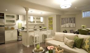kitchen open to living room home design