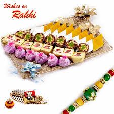 indian wedding mithai boxes send assorted mithai boxes on rakhi taj online