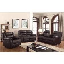 3 piece living room furniture recliners black living room furniture sets for less overstock com