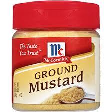ground mustard mccormick ground mustard 0 85 oz prime pantry