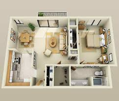 bedroom design good studio apartment space saving small