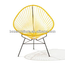 String Chair Mexico Classic Acapulco Chair Pe Rattan String Outdoor Lounge