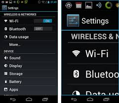 phone settings android choosing an android phone for low vision part 3 brand and