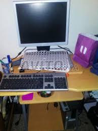 ordinateur bureau complet ordinateur bureau complet avec sa table et modeme à vendre à dans