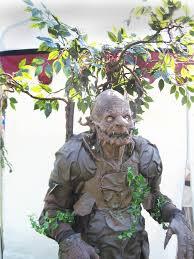 Tree Halloween Costume Ent 8 Foot Tree Monster Treebeard Tree Man Costume Halloween